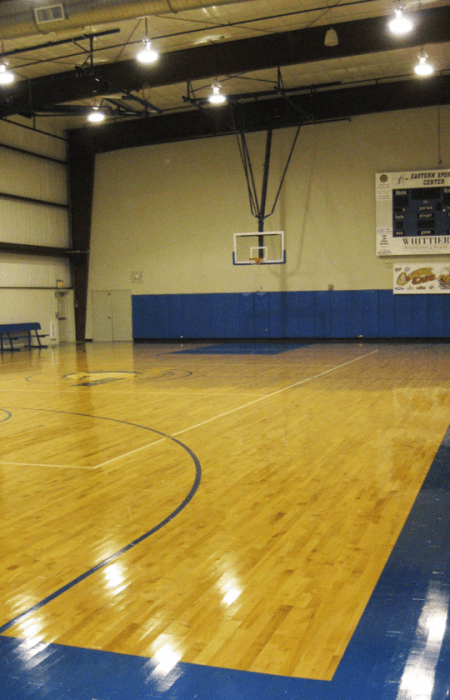 Wood Gymnasium Coatings