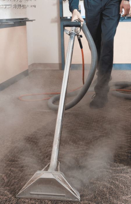 Carpet Cleaning & Maintaining