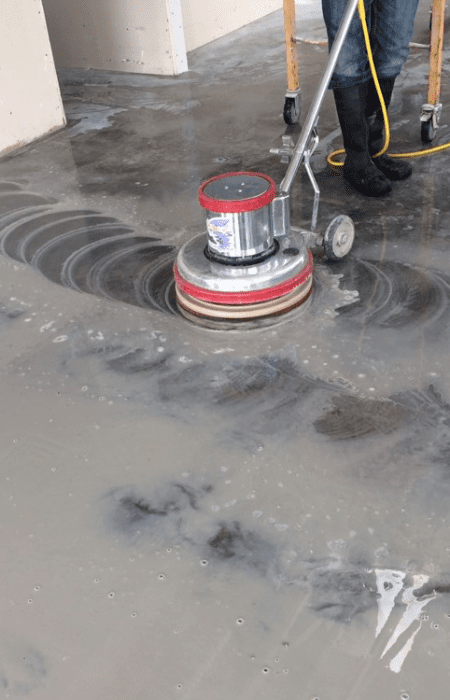 Floor Restoration Products