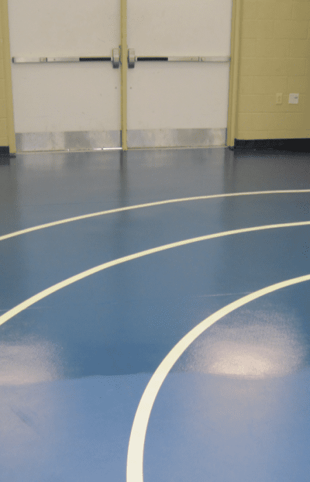 Rubber Sports Floors