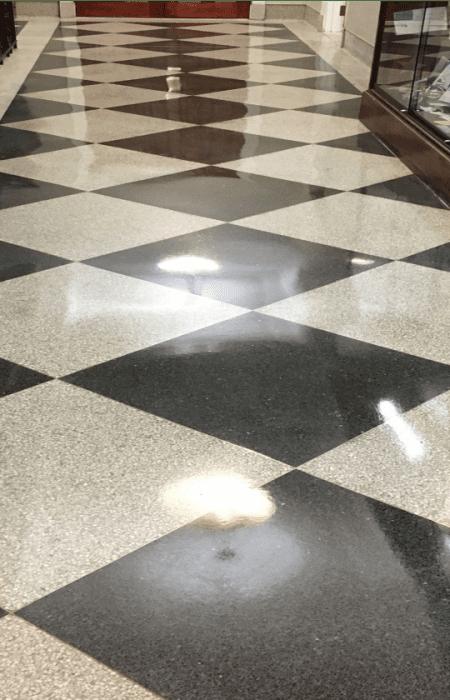 Terrazzo Floor Treatments