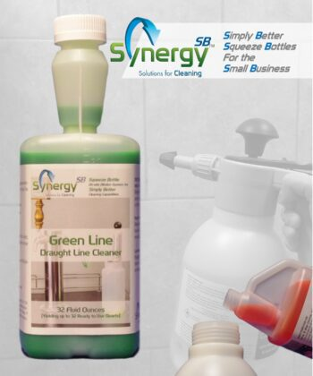 Green line draught line cleaner