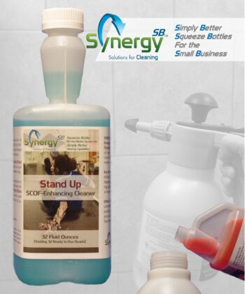 Stand-Up enhancing cleaner