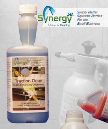 Traction Clean Degreaser for small business