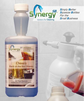 Cheers bar cleaner for small business 32 oz
