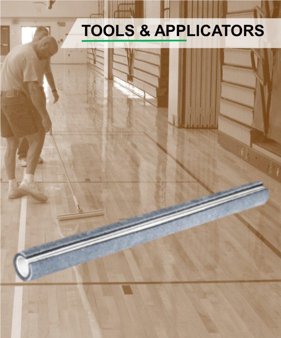 Nano-Flock Cover Application pad