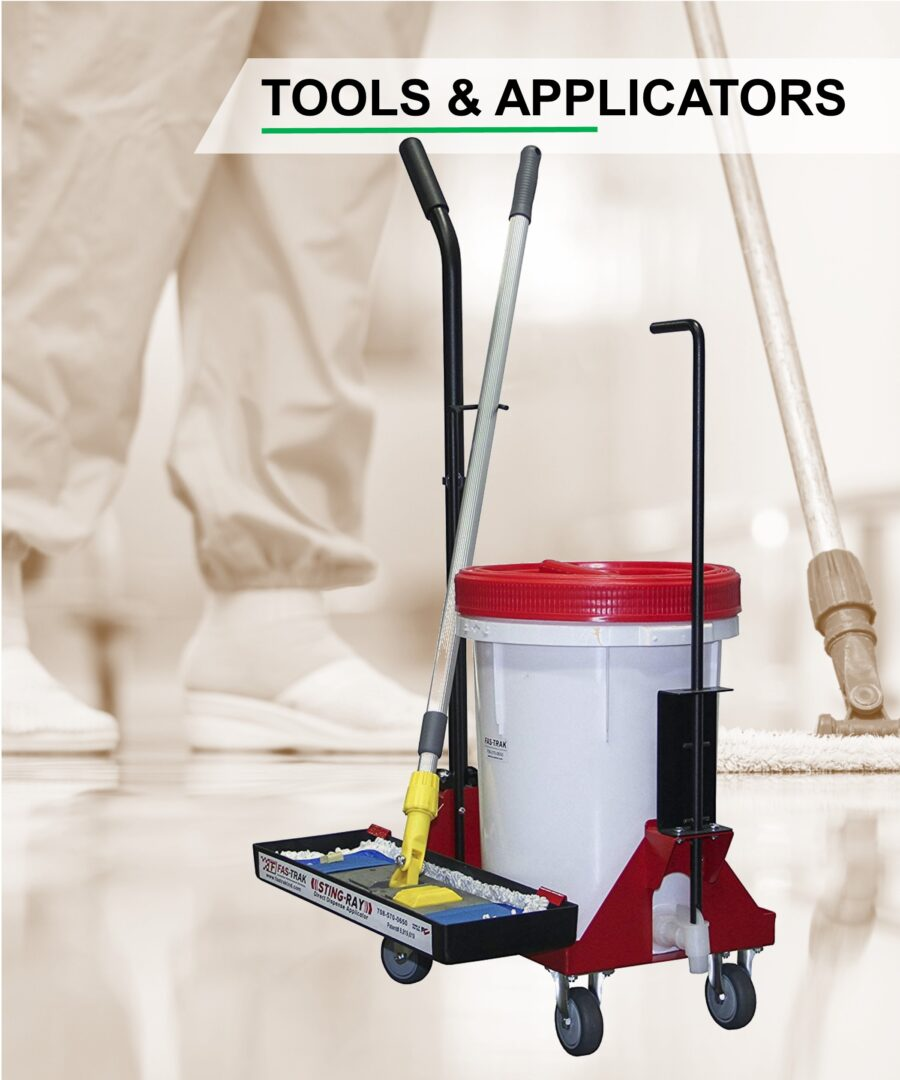 Sting-Ray product applicator